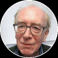 Portrait of Professor Peter Smith