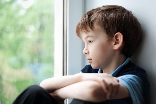 adverse childhood experience boy