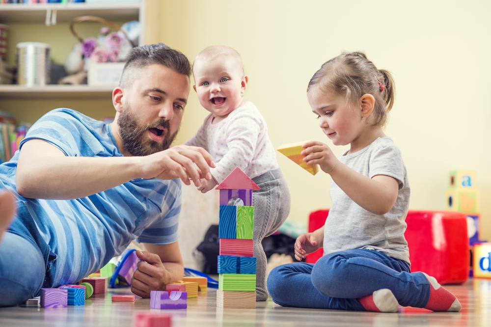 Parent Child Interaction: The tools to support your child's speech and language