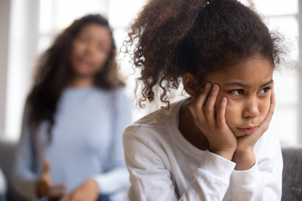 Why is my child so angry? The lockdown effect.